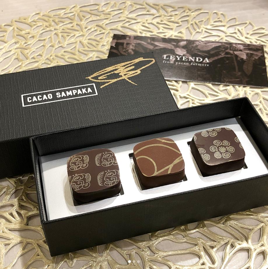 ブランド チョコレート