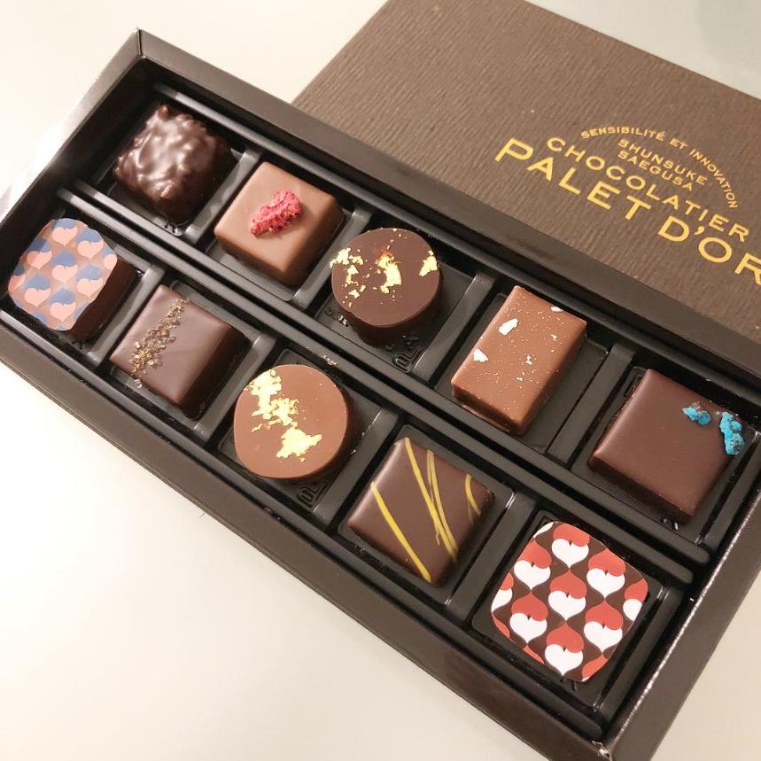 オール ド ショコラティエ パレ
